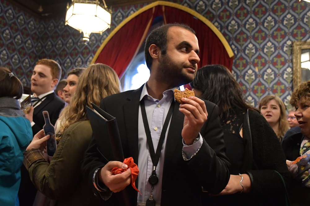 Lancashire Day 2018 at the House of Commons